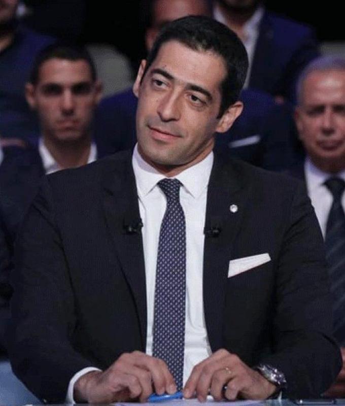 """حنكش لملك علوية: """"لو ما منك ما كان لبنان ينتفض"""""""