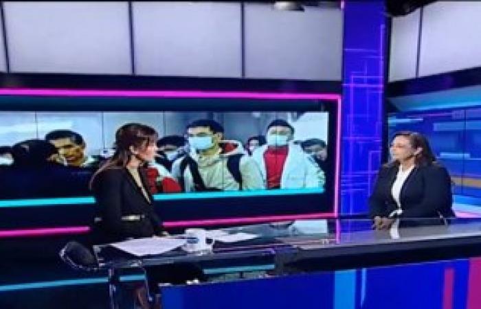 بالفيديو الدكتوره غنوة الدقدوقي تتحدث عن اساليب الوقاية من مرض كورونا