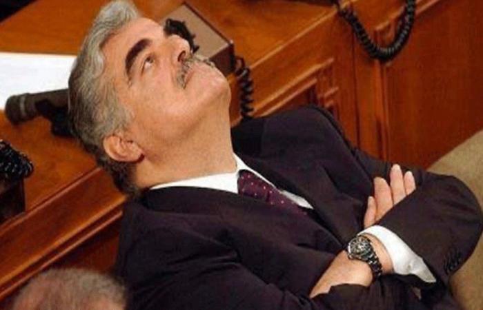 وزير سابق: رفيق الحريري تكفل بدراستي في الخارج!