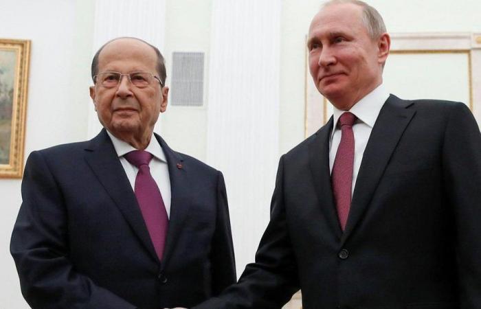 بوتين بعث برقية تعزية إلى عون: نشاطر اللبنانيين حزنهم