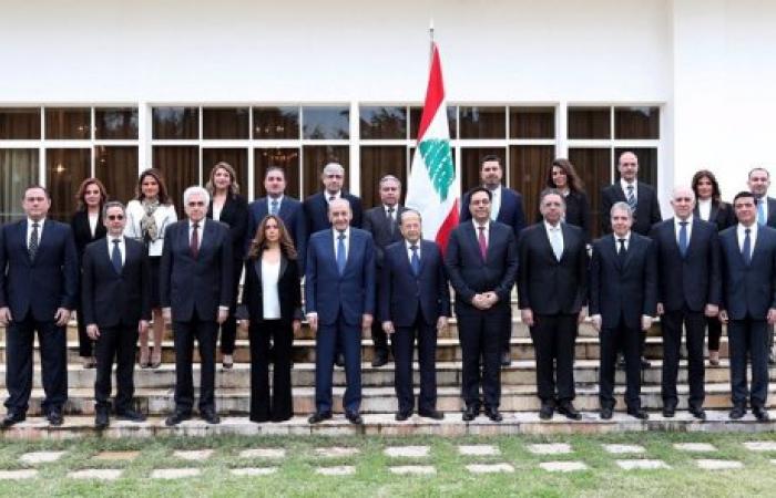استقالة حكومة دياب فشل كبير لحزب الله