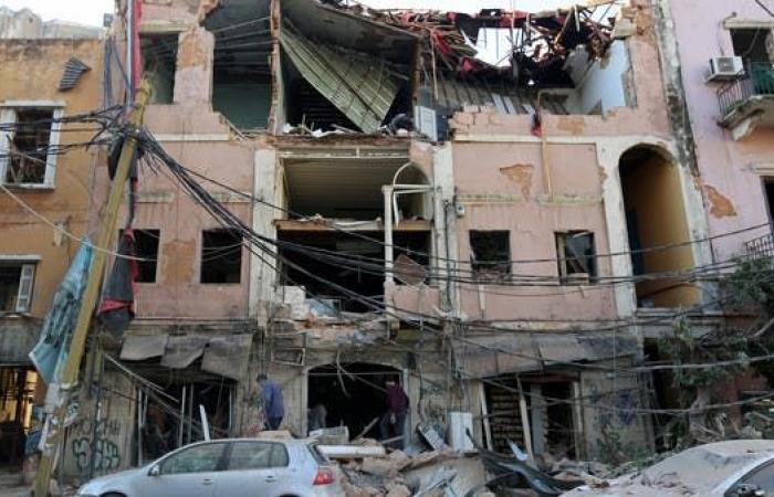 3 مليارات دولار حجم خسائر انفجار بيروت المؤمن عليها
