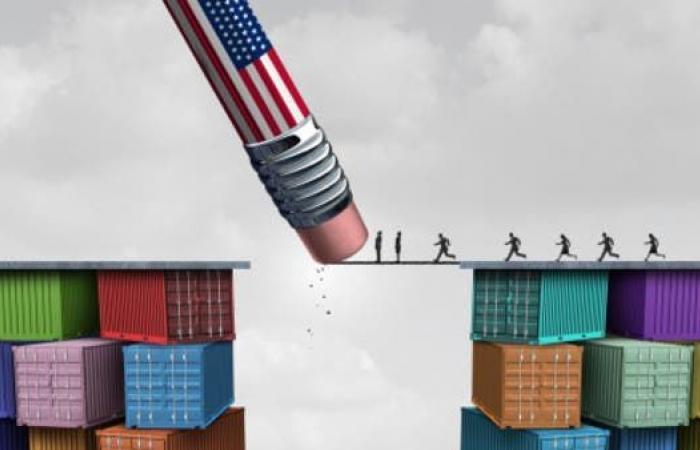 بريطانيا ترغب في التوصل لاتفاق تجارة مع أميركا بمنتصف 2021