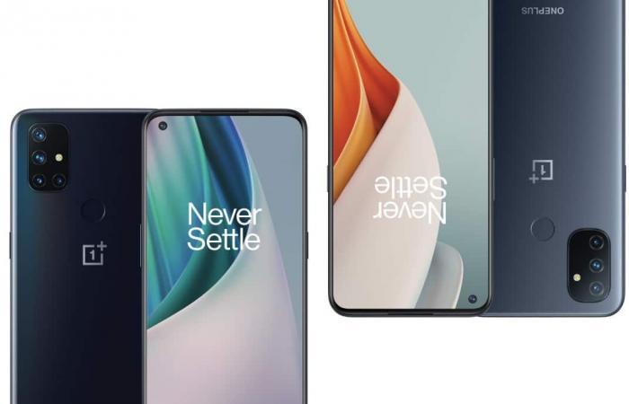 ون بلس تعلن رسميًا عن هاتفي Nord N10 5G و Nord N100
