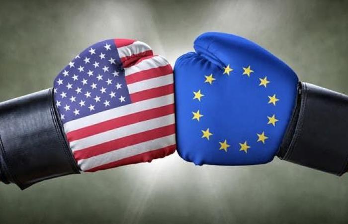 """رسمياً.. منظمة التجارة تسمح لـ""""الأوروبي"""" بفرض رسوم على أميركا"""