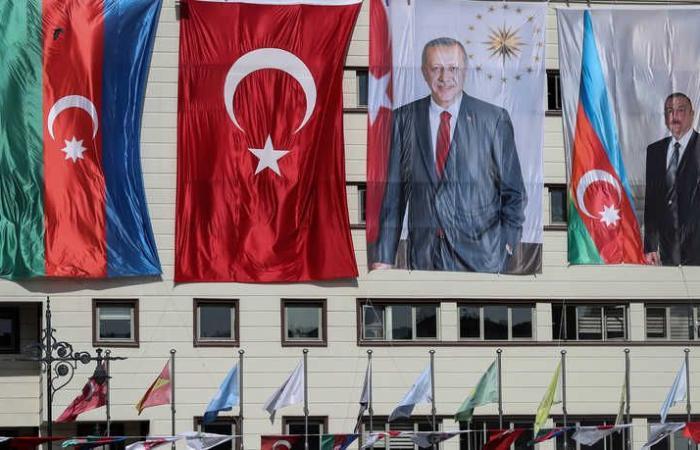 تقسيم من نوع آخر… تركيا وإيران وروسيا يستغلون حرب قرة باغ