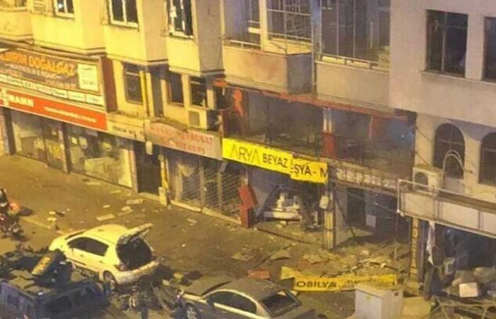 تركيا تعلن مقتل إرهابيين اثنين بانفجار هاطاي