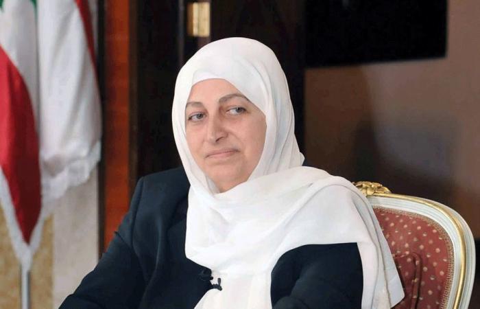 الحريري استمعت إلى مطالب القطاع الاستشفائي في صيدا