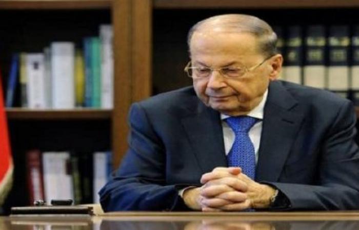 لبنان: عون أطل عشية فرار السجناء من زنازين جمهوريته