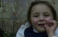 شاهد الطفلة السورية التي تواجه كل قذيفة بضحكة